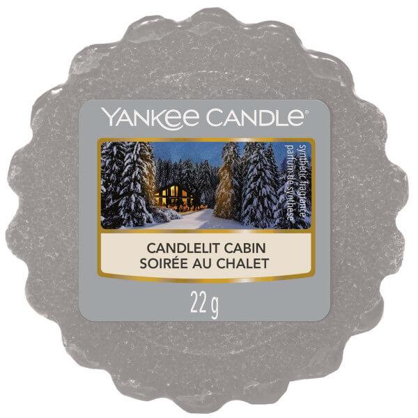 Candlelit Cabin 22g von Yankee Candle