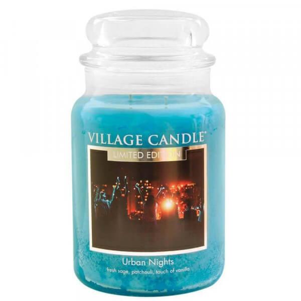 Urban Nights 645g Village Candle