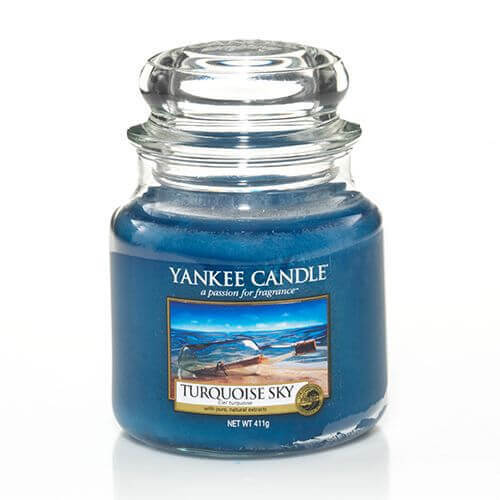 Yankee Candle Turquoise Sky 411g