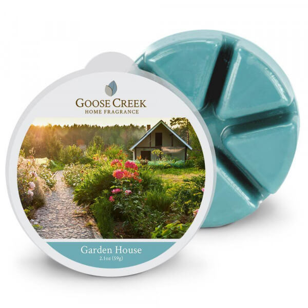 Goose Creek Candle Garden House 59g Wachsmelt