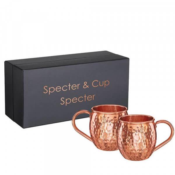 Specter & Cup - Specter 2 Kupferbecher im Set