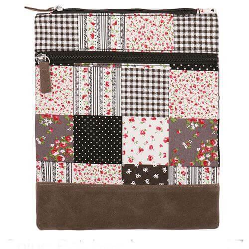 Canvas Crossbag 027 (Patchwork)