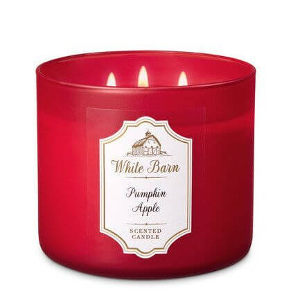 Pumpkin Apple (White Barn) 411g