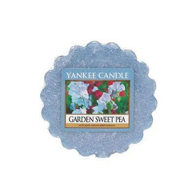 Yankee Candle Duft-Tart Garden Sweet Pea