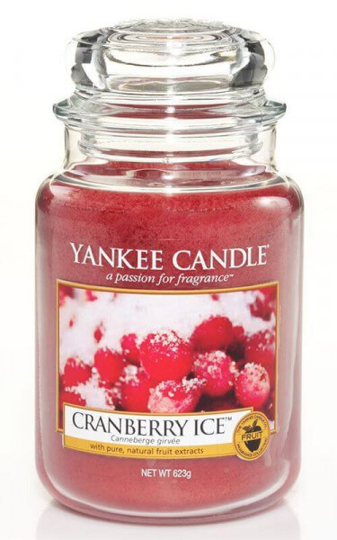 Yankee Candle Cranberry Ice 623g
