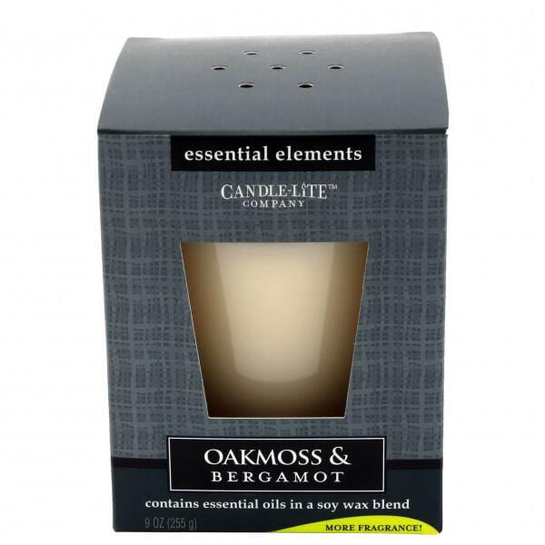 Oakmoss & Bergamot 255g