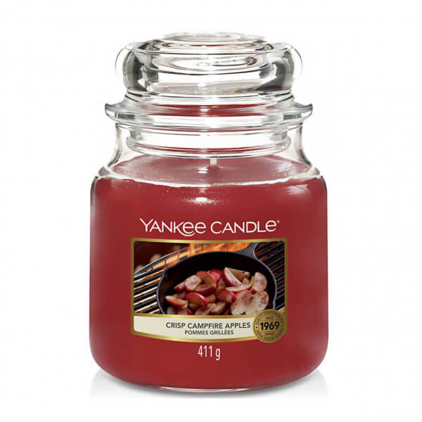 Crisp Campfire Apples 411g
