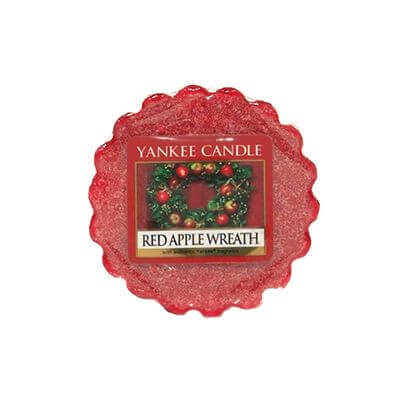 Yankee Candle Duft-Tart Red Apple Wreath