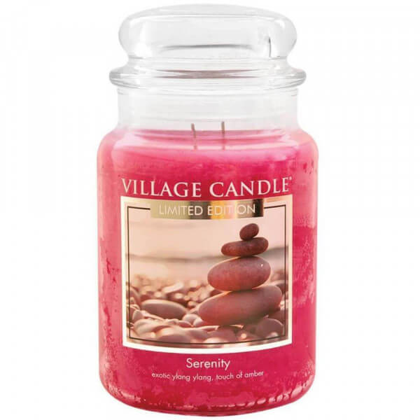 Serenity 626g Village Candle