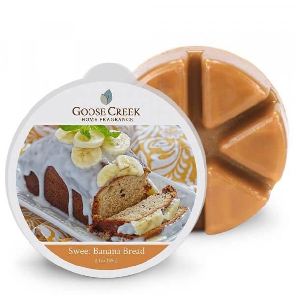 Goose Creek Candle Sweet Banana Bread 59g