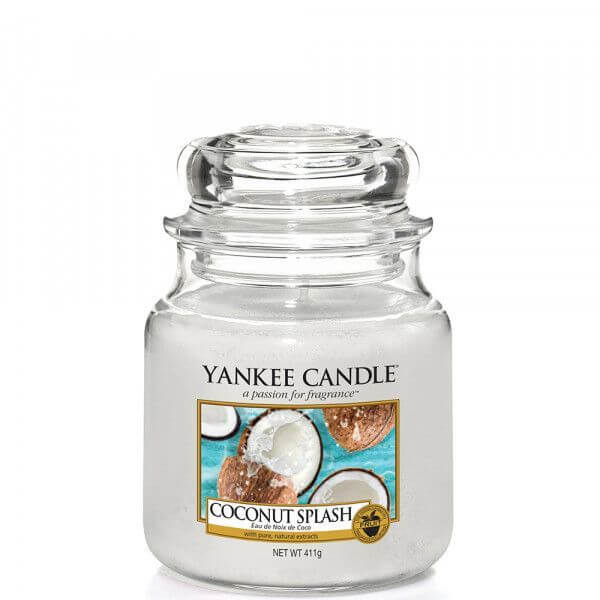 Coconut Splash 411g - Yankee Candle