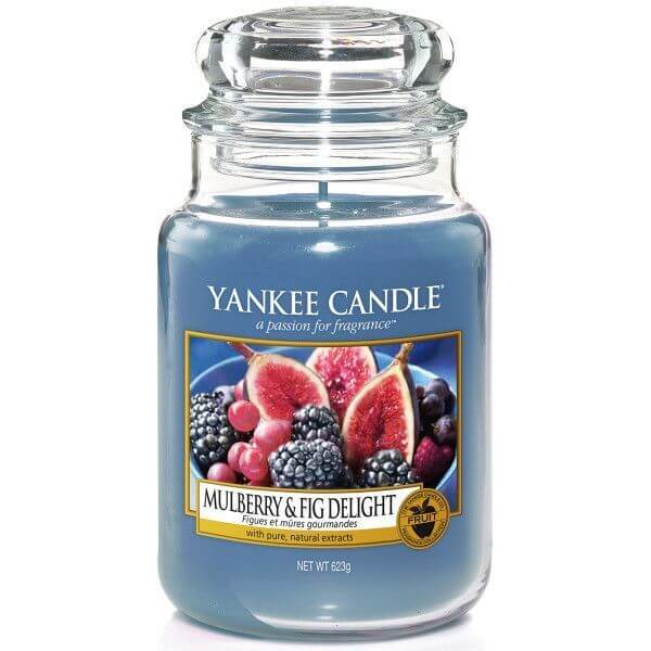 Mulberry & Fig Delight 623g - Yankee Candle