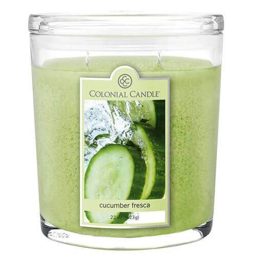 Colonial Candle Cucumber Fresca 623g