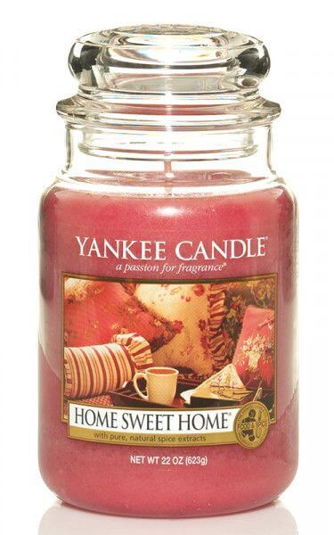Yankee Candle Home Sweet Home 623g