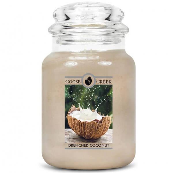 Goose Creek Drenched Coconut 680g Jar