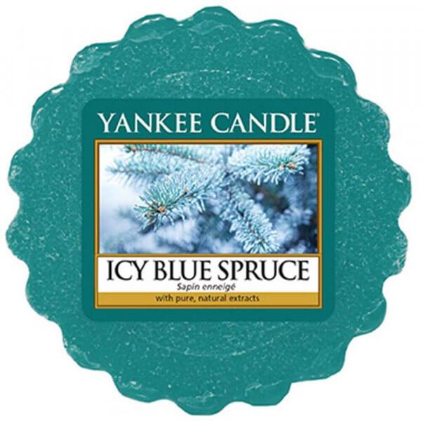 Icy Blue Spruce 22g Tarts Wax Melt von Yankee Candle