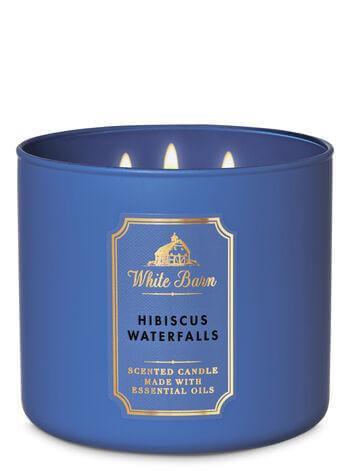 3-Docht Kerze - Hibiscus Waterfalls - 411g