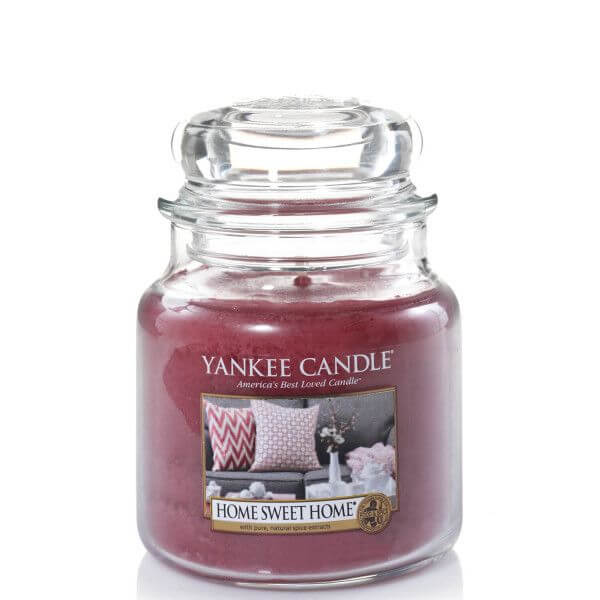 Home Sweet Home 411g von Yankee Candle
