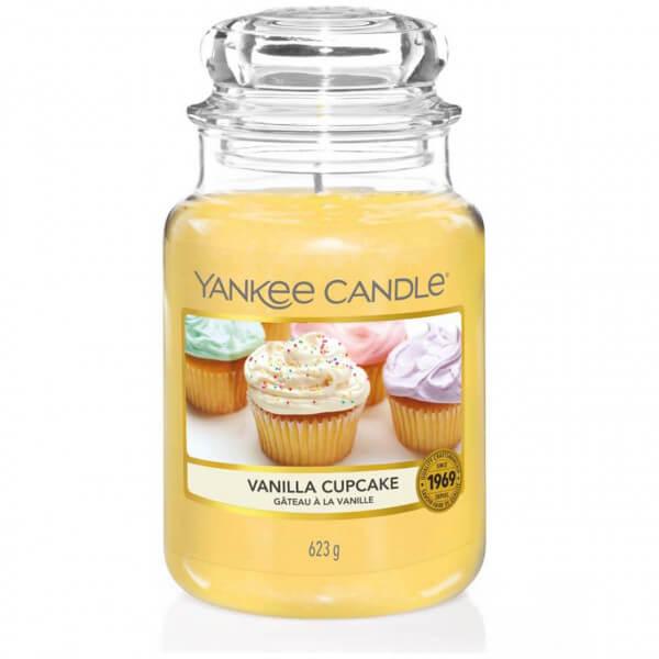 Vanilla Cupcake 623g
