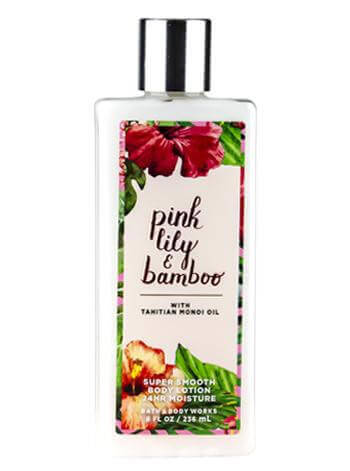Pink Lily & Bamboo Body Lotion 236ml