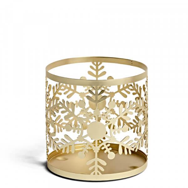 Snowflake Frost Jar Holder von Yankee Candle