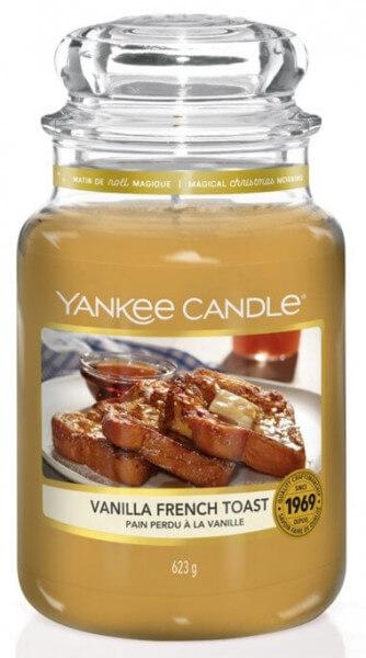 Vanilla French Toast 623g von Yankee Candle