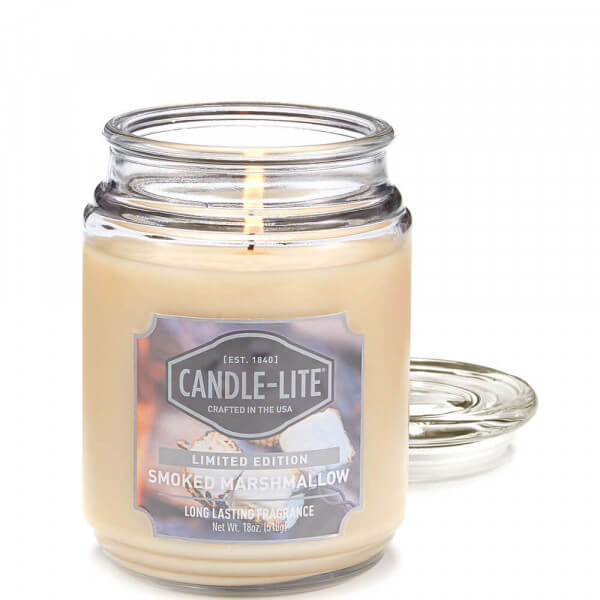 Smoked Marshmallow 510g von Candle-Lite
