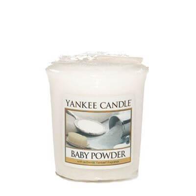 Yankee Candle Sampler - Votivkerze Baby Powder