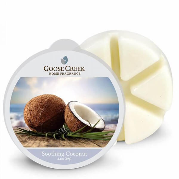 Goose Creek Candle Soothing Coconut 59g