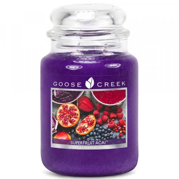 Goose Creek Candle Superfruit Acai 680g