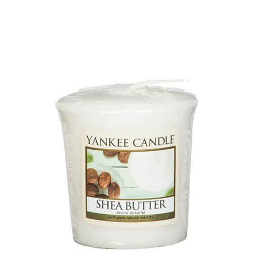 Yankee Candle Votivkerze / Sampler Shea Butter 49g