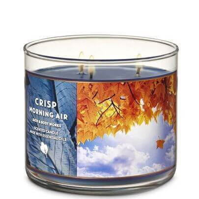 Crisp Morning Air 411g von Bath and Body Works