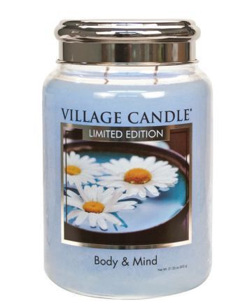 Village Candle Body & Mind