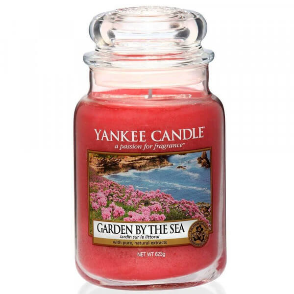 Yankee Candle Garden by the Sea 623g