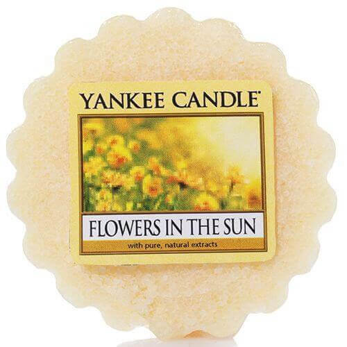 Yankee Candle Flowers in the Sun 22g