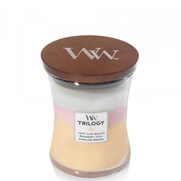 Summer Sweets 275g von Woodwick