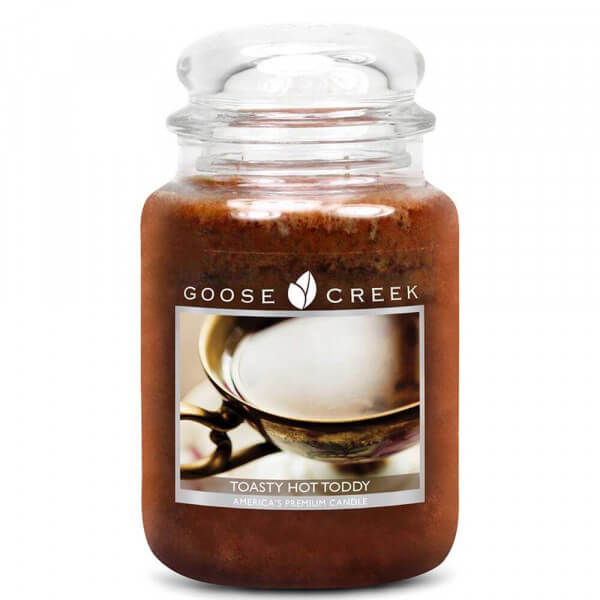 Goose Creek Candle Toasty Hot Toddy 680g