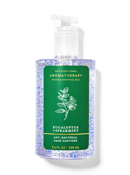 Hand-Desinfektionsgel Spender - Stress Relief - Eucalyptus & Spearmint - 225ml
