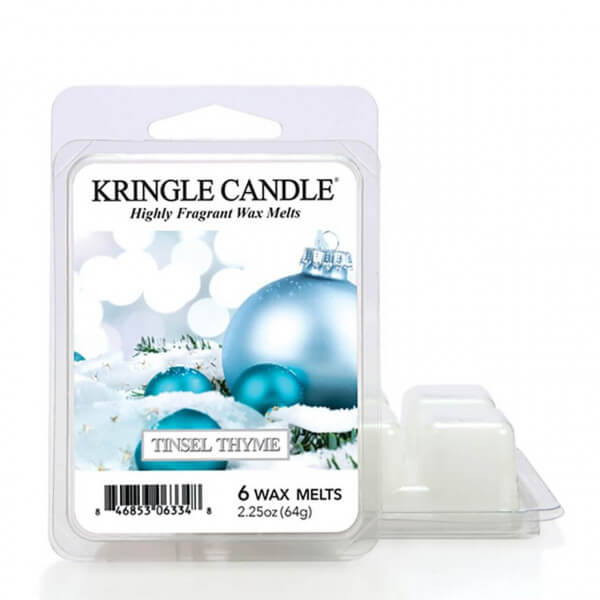 Tinsel Thyme Wax Melts 64g