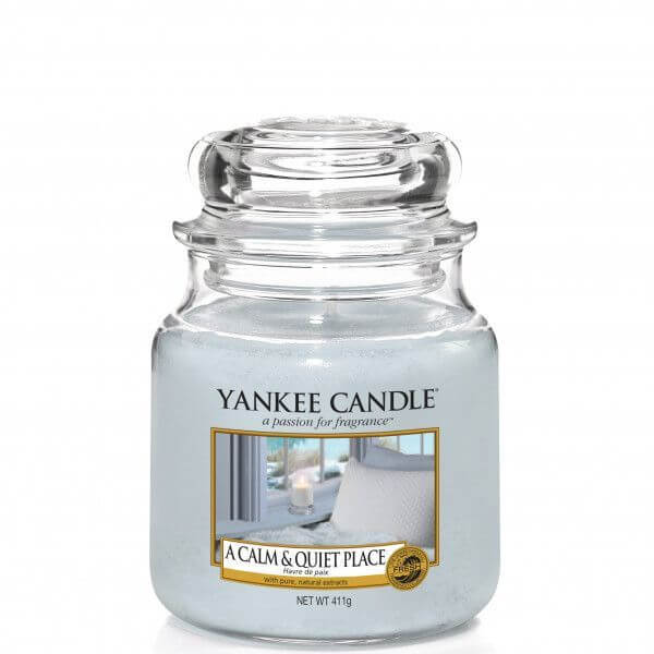 A Calm & Quiet Place 411g - Yankee Candle