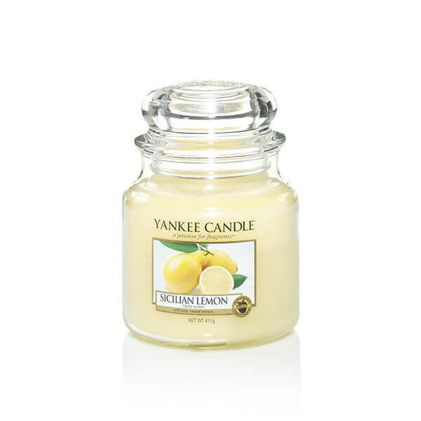 Yankee Candle Sicilian Lemon 104g