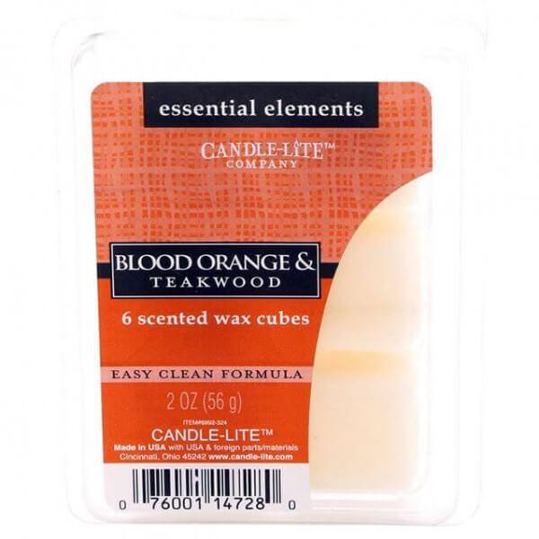 Blood Orange & Teakwood 56g von Candle-Lite