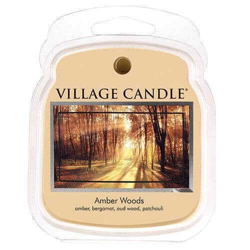 Village Candle Amber Woods 62g