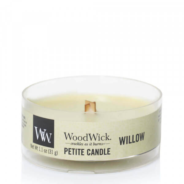 Willow Petite Candle 31g von Woodwick