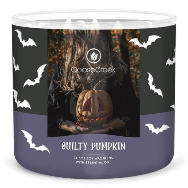 Guilty Pumpkin 411g (3-Docht)