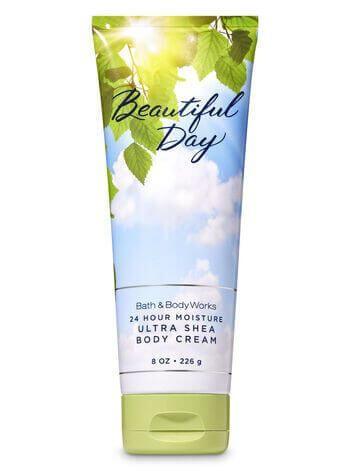 Body Cream - Beautiful Day - 226g