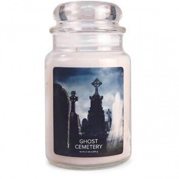 Ghost Cemetery 602g