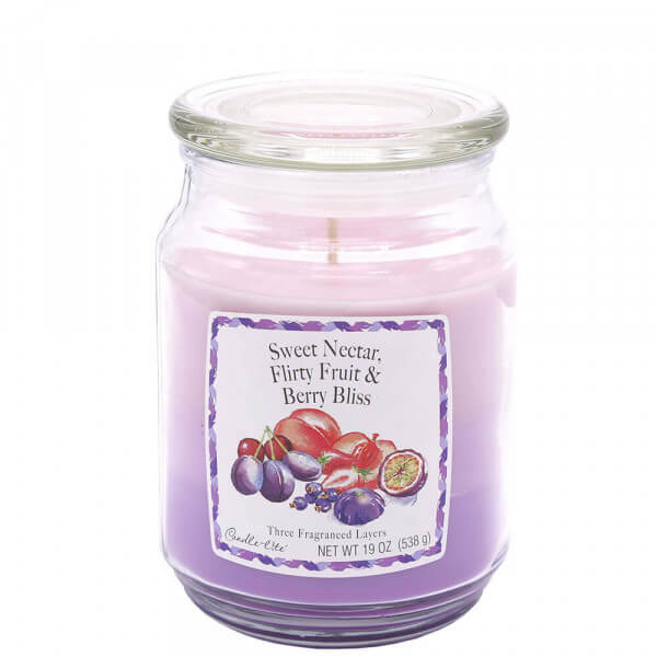 Candle-Lite Duftkerze The best of all berries 540g