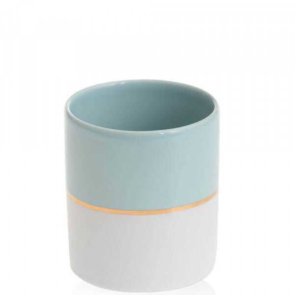 Yankee Candle - Simply Pastel - Votivkerzenhalter Blau