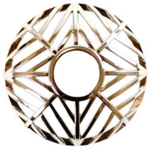 Yankee Candle Illuma-Lid Arrow Chrome